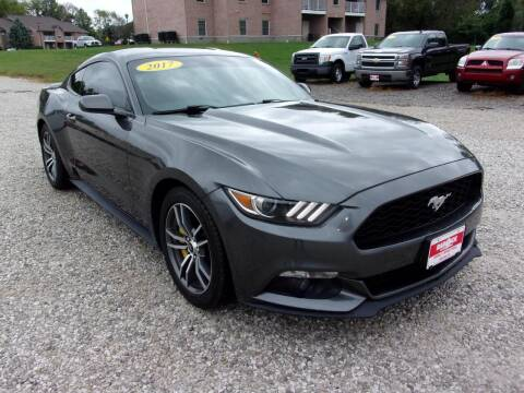 2017 Ford Mustang for sale at BABCOCK MOTORS INC in Orleans IN