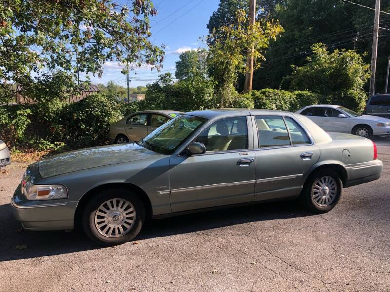 2006 Mercury Grand Marquis for sale at 22nd ST Motors in Quakertown PA
