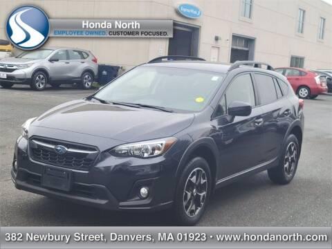 2018 Subaru Crosstrek for sale at 1 North Preowned in Danvers MA