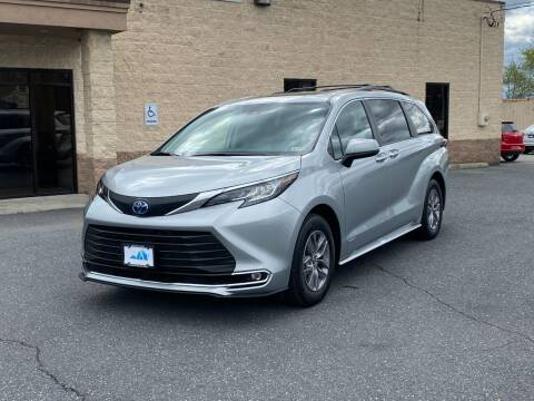 2021 Toyota Sienna for sale at Va Auto Sales in Harrisonburg VA