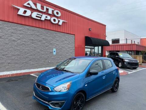2019 Mitsubishi Mirage for sale at Auto Depot of Madison in Madison TN