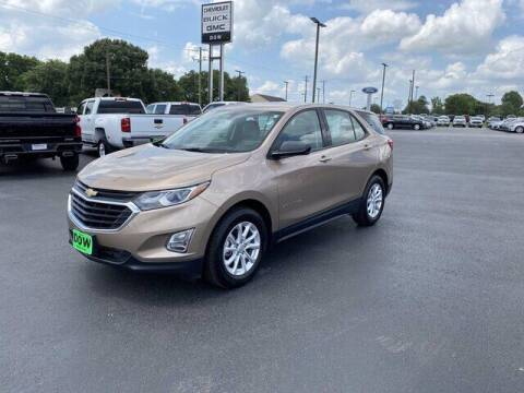 2019 Chevrolet Equinox for sale at DOW AUTOPLEX in Mineola TX