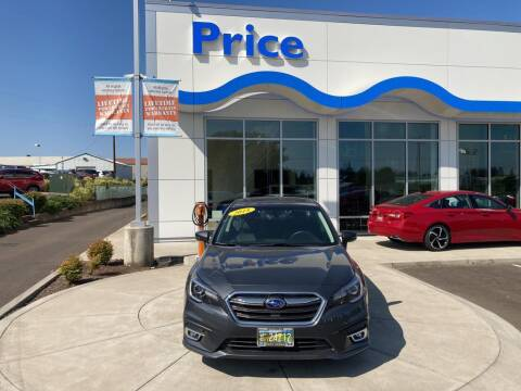 2018 Subaru Legacy for sale at Price Honda in McMinnville in Mcminnville OR