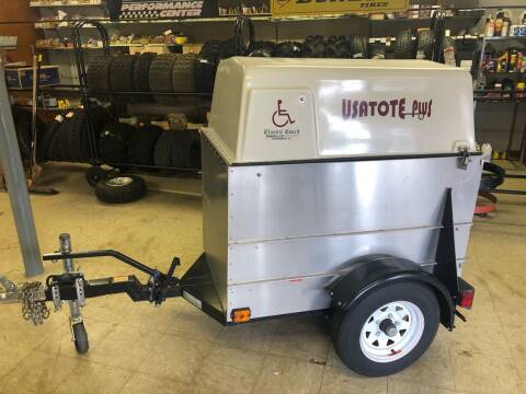 2004 US Abilities Inc 12x4JA for sale at Rick's Cycle in Valdese NC
