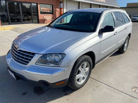 2004 Chrysler Pacifica for sale at Eden's Auto Sales in Valley Center KS