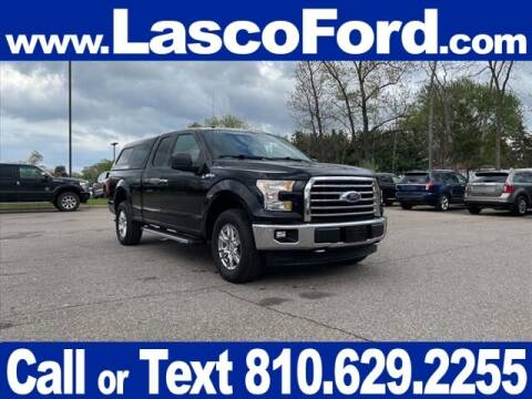 2017 Ford F-150 for sale at LASCO FORD in Fenton MI
