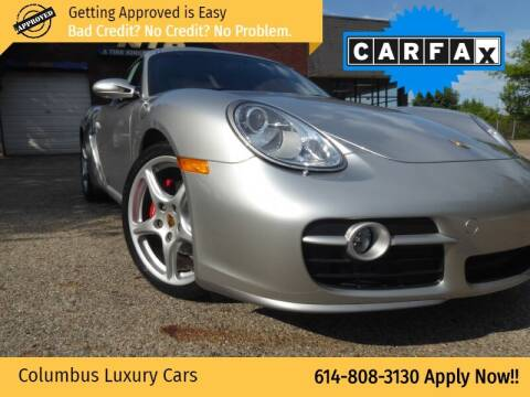 2006 Porsche Cayman for sale at Columbus Luxury Cars in Columbus OH
