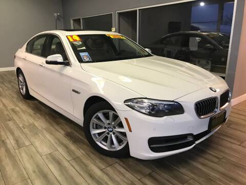 2014 BMW 5 Series for sale at Golden State Auto Inc. in Rancho Cordova CA