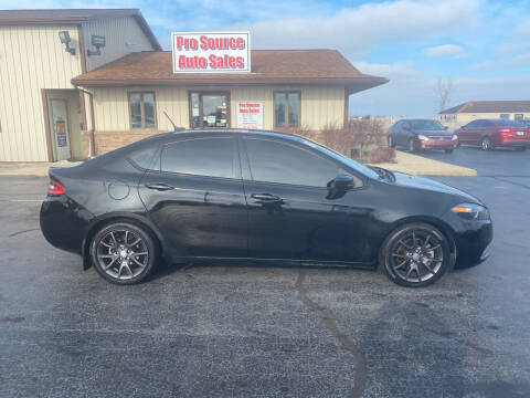 2016 Dodge Dart for sale at Pro Source Auto Sales in Otterbein IN