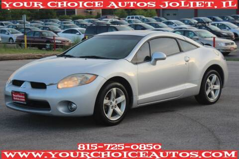 2006 Mitsubishi Eclipse for sale at Your Choice Autos - Joliet in Joliet IL