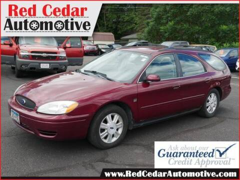 2004 Ford Taurus for sale at Red Cedar Automotive in Menomonie WI