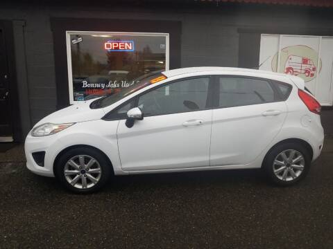 2013 Ford Fiesta for sale at Bonney Lake Used Cars in Puyallup WA