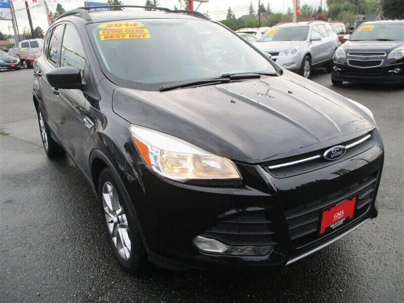 2014 Ford Escape for sale at GMA Of Everett in Everett WA