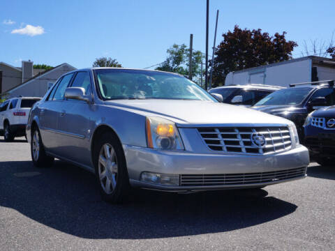 2007 Cadillac DTS for sale at Sunrise Used Cars INC in Lindenhurst NY