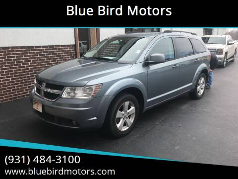 2010 Dodge Journey for sale at Blue Bird Motors in Crossville TN