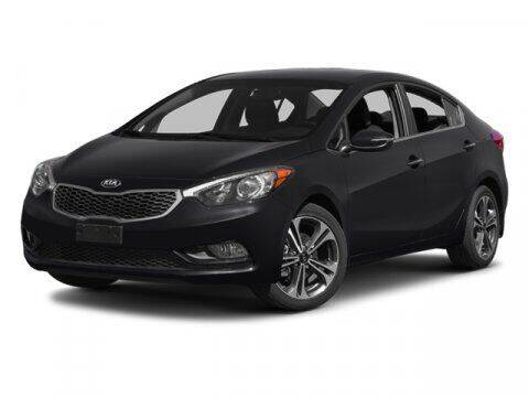 2014 Kia Forte for sale at Griffin Buick GMC in Monroe NC