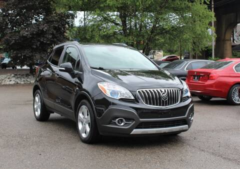 2015 Buick Encore for sale at Cutuly Auto Sales in Pittsburgh PA