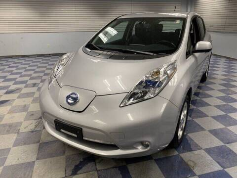 2014 Nissan LEAF for sale at Mirak Hyundai in Arlington MA