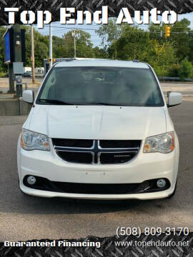 2011 Dodge Grand Caravan for sale at Top End Auto in North Atteboro MA