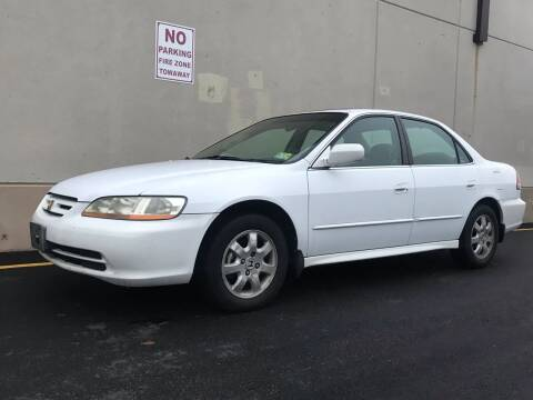 2001 Honda Accord for sale at International Auto Sales in Hasbrouck Heights NJ