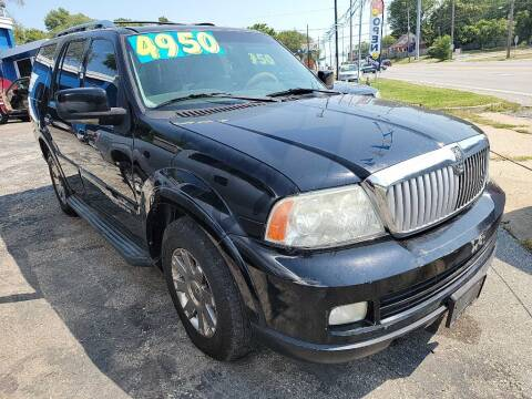 2005 Lincoln Navigator for sale at JJ's Auto Sales in Independence MO
