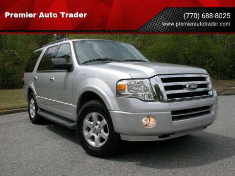 2010 Ford Expedition for sale at Premier Auto Trader in Alpharetta GA