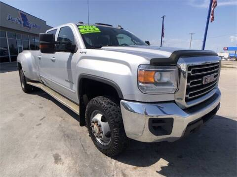 2016 GMC Sierra 3500HD for sale at Show Me Auto Mall in Harrisonville MO