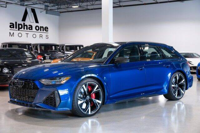 2021 Audi RS 6 for sale in Round Rock, TX