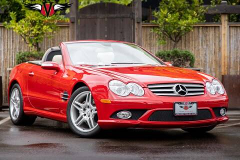 2007 Mercedes-Benz SL-Class for sale at Veloce Motorsales in San Diego CA
