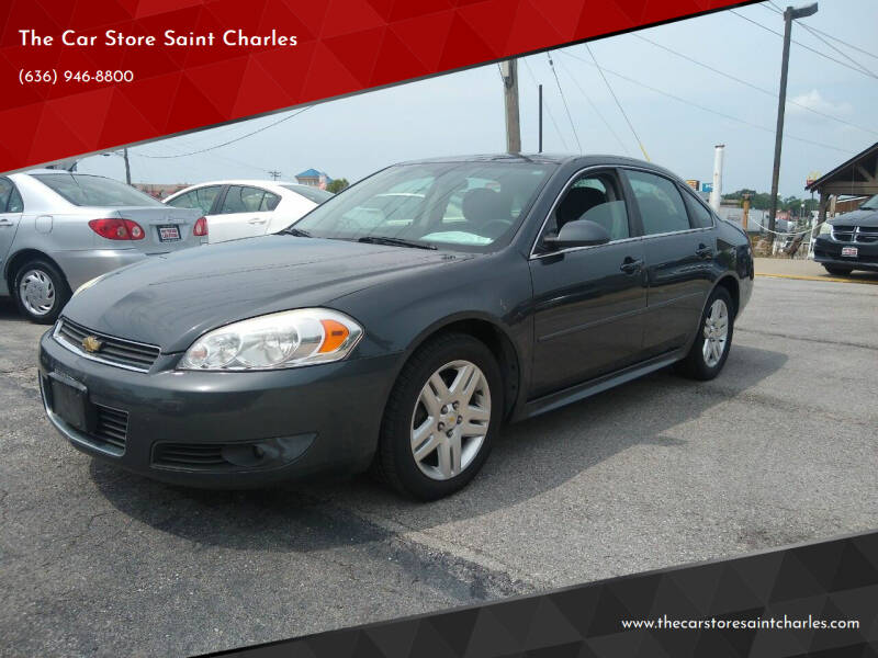 2011 Chevrolet Impala for sale at The Car Store Saint Charles in Saint Charles MO