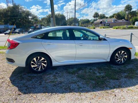 2017 Honda Civic for sale at D & D Detail Experts / Cars R Us in New Smyrna Beach FL