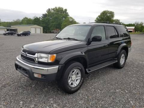 2002 Toyota 4Runner for sale at Ridgeway's Auto Sales - Buy Here Pay Here in West Frankfort IL
