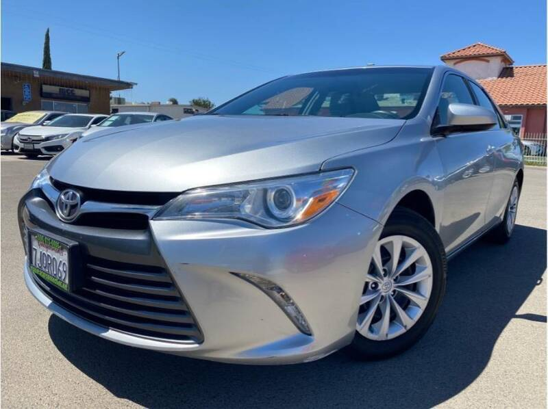 2015 Toyota Camry for sale at MADERA CAR CONNECTION in Madera CA