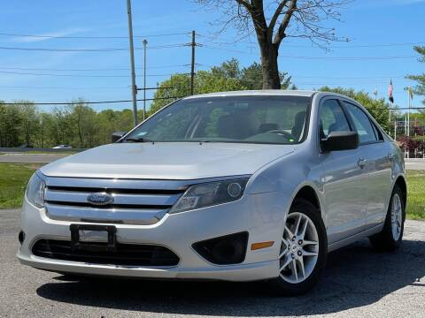 2010 Ford Fusion for sale at MAGIC AUTO SALES in Little Ferry NJ