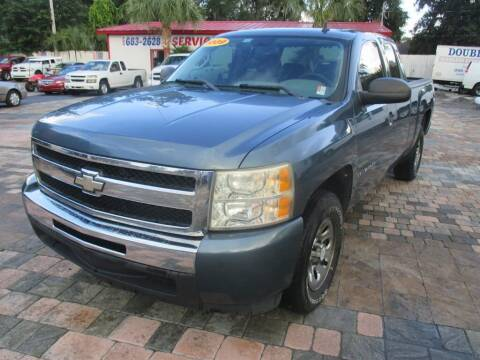 2009 Chevrolet Silverado 1500 for sale at Affordable Auto Motors in Jacksonville FL