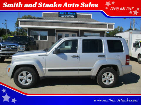 2011 Jeep Liberty for sale at Smith and Stanke Auto Sales in Sturgis MI