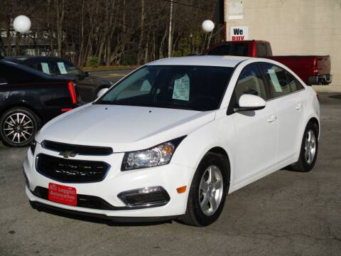 2015 Chevrolet Cruze for sale at Bill Leggett Automotive, Inc. in Columbus OH