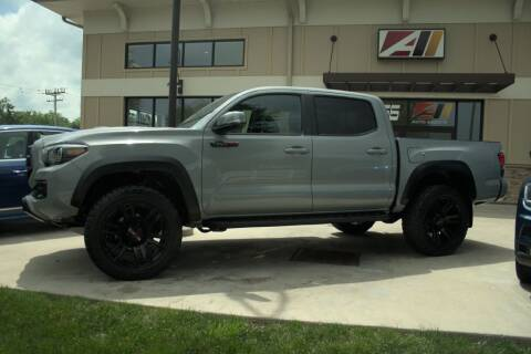 2017 Toyota Tacoma for sale at Auto Assets in Powell OH