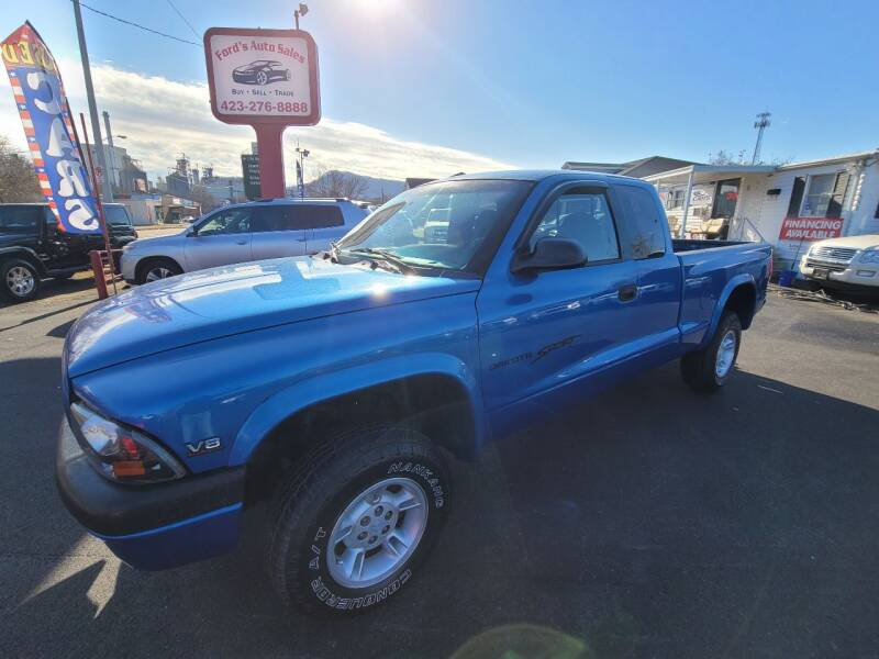1999 Dodge Dakota for sale at Ford's Auto Sales in Kingsport TN