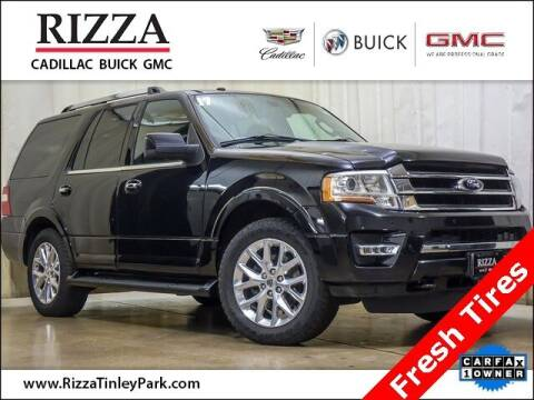 2017 Ford Expedition for sale at Rizza Buick GMC Cadillac in Tinley Park IL