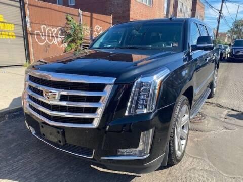 2018 Cadillac Escalade for sale at Empire Car Sales in Miami FL