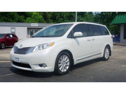 2014 Toyota Sienna for sale at Maroney Auto Sales in Humble TX