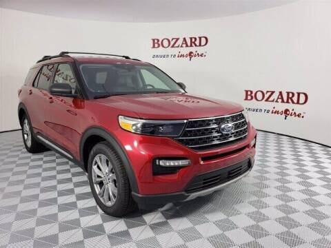 2020 Ford Explorer for sale at BOZARD FORD in Saint Augustine FL
