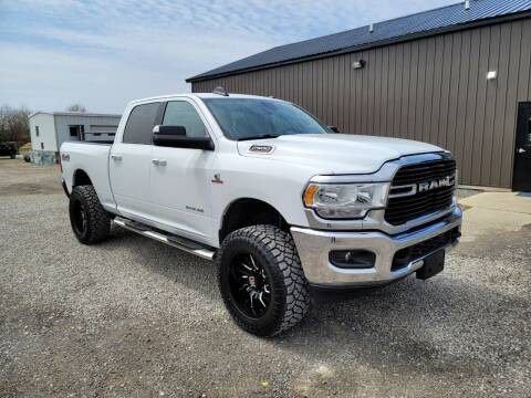 2019 RAM Ram Pickup 2500 for sale at J & S Auto Sales in Blissfield MI