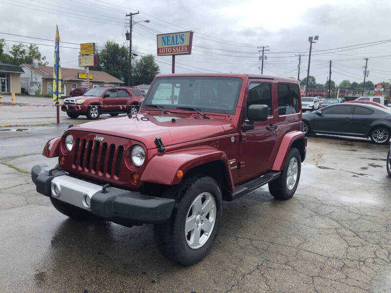 2011 Jeep Wrangler for sale at Neals Auto Sales in Louisville KY