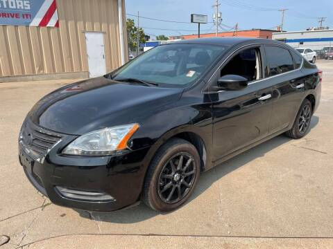 2014 Nissan Sentra for sale at Freedom Motors in Lincoln NE