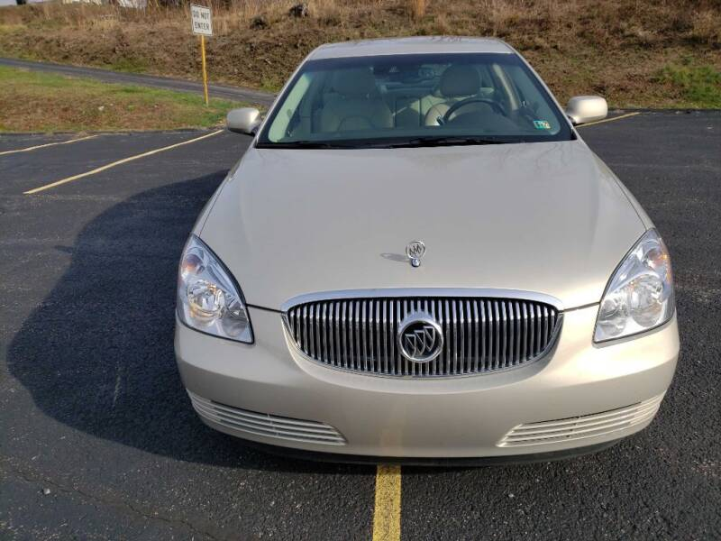 2009 Buick Lucerne for sale at KANE AUTO SALES in Greensburg PA