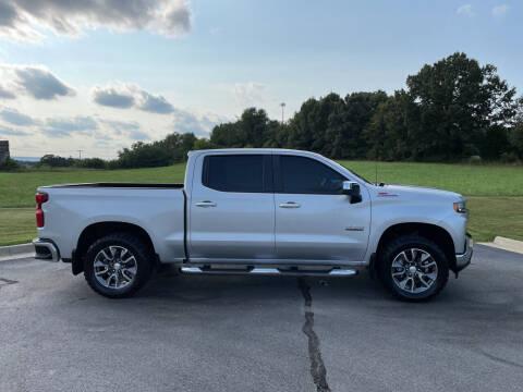 2020 Chevrolet Silverado 1500 for sale at V Automotive in Harrison AR