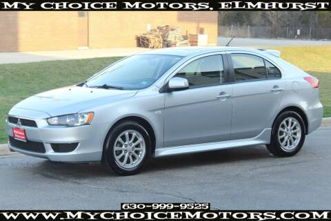 2011 Mitsubishi Lancer Sportback for sale at Your Choice Autos - My Choice Motors in Elmhurst IL