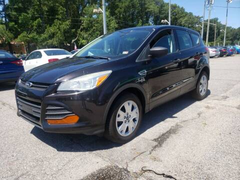 2013 Ford Escape for sale at Auto 757 in Norfolk VA